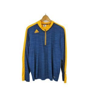 Adidas Basketball Crazy Ghost 1/4 Zip Pullover